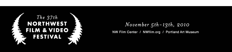 37th Northwest Film & Video Festival